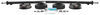 35545E-ST-EZ-89 - 74 Inch Dexter Axle Trailer Axles