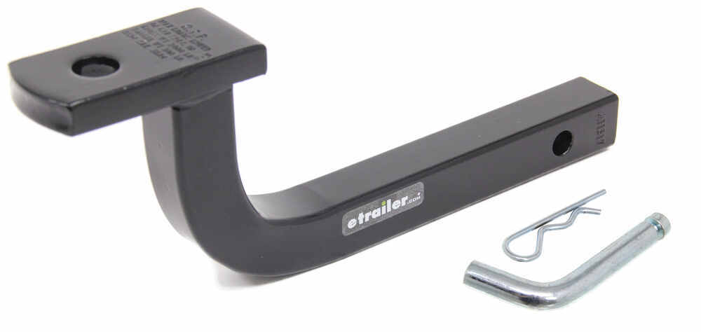"""Draw-Tite Drawbar for 1-1/4"""" Hitches - 4"""" Rise - 10"""" Long - 2,000 lbs Fits 1-1/4 Inch Hitch 3594"""