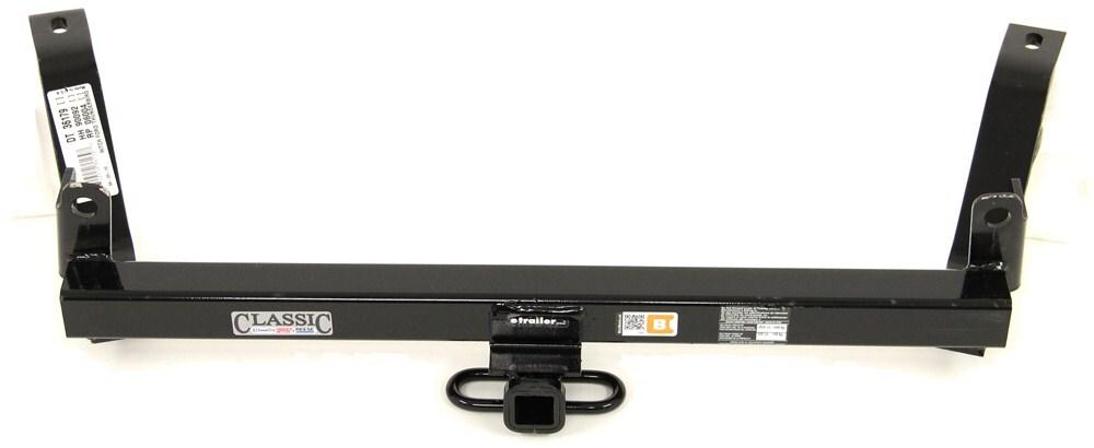"Draw-Tite Trailer Hitch Receiver - Custom Fit - Class II - 1-1/4"" 3500 lbs GTW 36179"