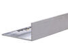 """Angle Trim for Enclosed Trailer - 93-1/2"""" Long x 3/4"""" Tall x 1-1/2"""" Deep - Aluminum Trim and Edging 36290-955"""