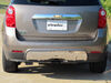 Draw-Tite Concealed Cross Tube Trailer Hitch - 36408 on 2012 Chevrolet Equinox