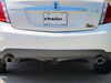 Draw-Tite Custom Fit Hitch - 36477 on 2011 Lincoln MKS