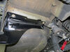 "Draw-Tite Trailer Hitch Receiver - Custom Fit - Class II - 1-1/4"" 1-1/4 Inch Hitch 36493 on 2013 Subaru Outback Wagon"