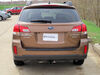 Draw-Tite 3500 lbs GTW Trailer Hitch - 36493 on 2013 Subaru Outback Wagon