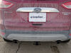 Draw-Tite 3500 lbs GTW Trailer Hitch - 36529 on 2014 Ford Escape