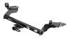 """Draw-Tite Trailer Hitch Receiver - Custom Fit - Class II - 1-1/4"""" Concealed Cross Tube 36529"""
