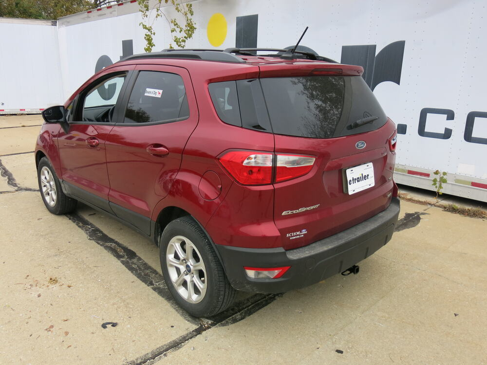Draw-Tite 36660 1-1//4 Frame Hitch Class II Trailer Hitch for Select 2018 and Newer Ford EcoSport