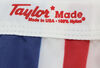 """Taylor Made USA Boat Flag - Yacht Ensign - 12"""" Tall x 18"""" Long - Nylon United States 3691118"""