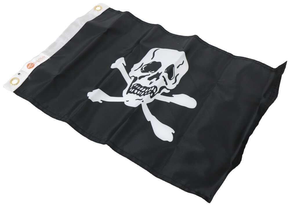 Boat Flags 3691818 - Black - Taylor Made