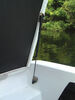 """Taylor Made Marine Gas Strut for Boat Hatches - 10 mm Socket - 120 lb Force - 26"""" Long - Steel 26 Inch Long 3691870-120"""
