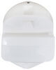 """Taylor Made Pontoon Boat Fender - 16"""" Tall x 9"""" Wide - White Vinyl 11 - 20 Inch Long 36931030"""