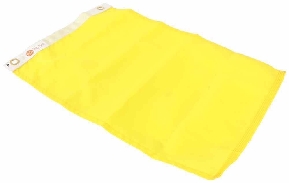36932185 - Yellow Taylor Made Communication Flags