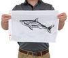 3693218 - Shark Taylor Made Novelty Flags