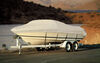 36970201 - Light Gray Taylor Made Fishing Boat Cover
