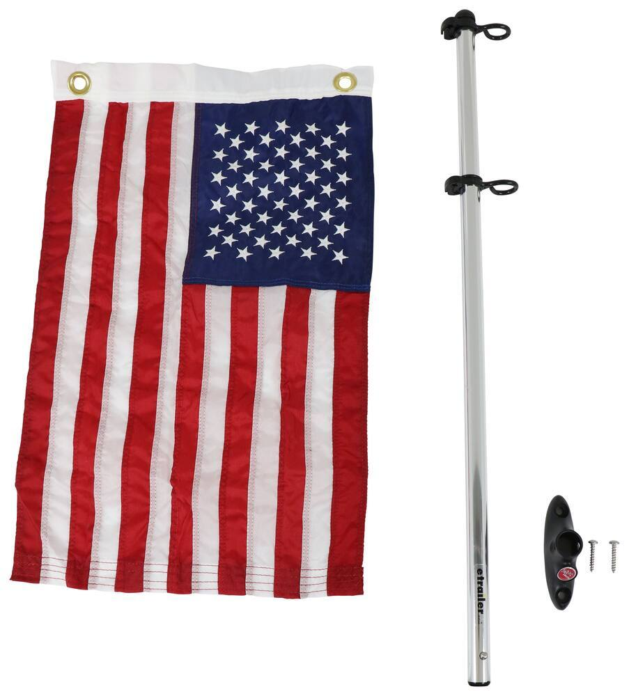 369921 - Blue,Red,White Taylor Made Novelty Flags