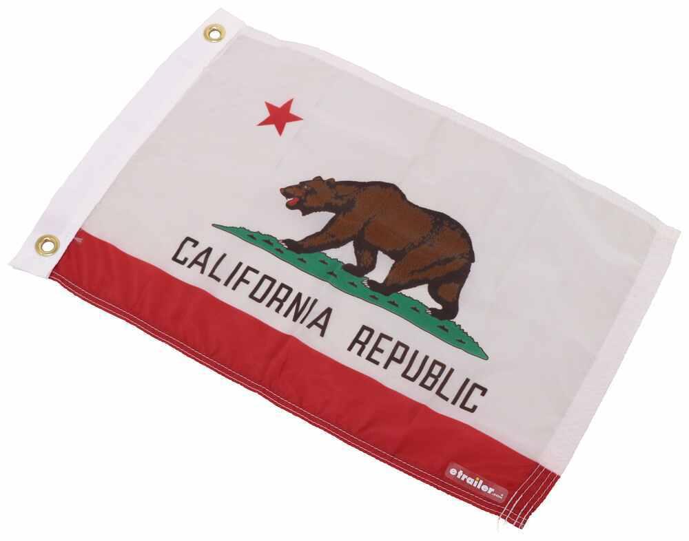 Taylor Made California Boat Flags - 36993092