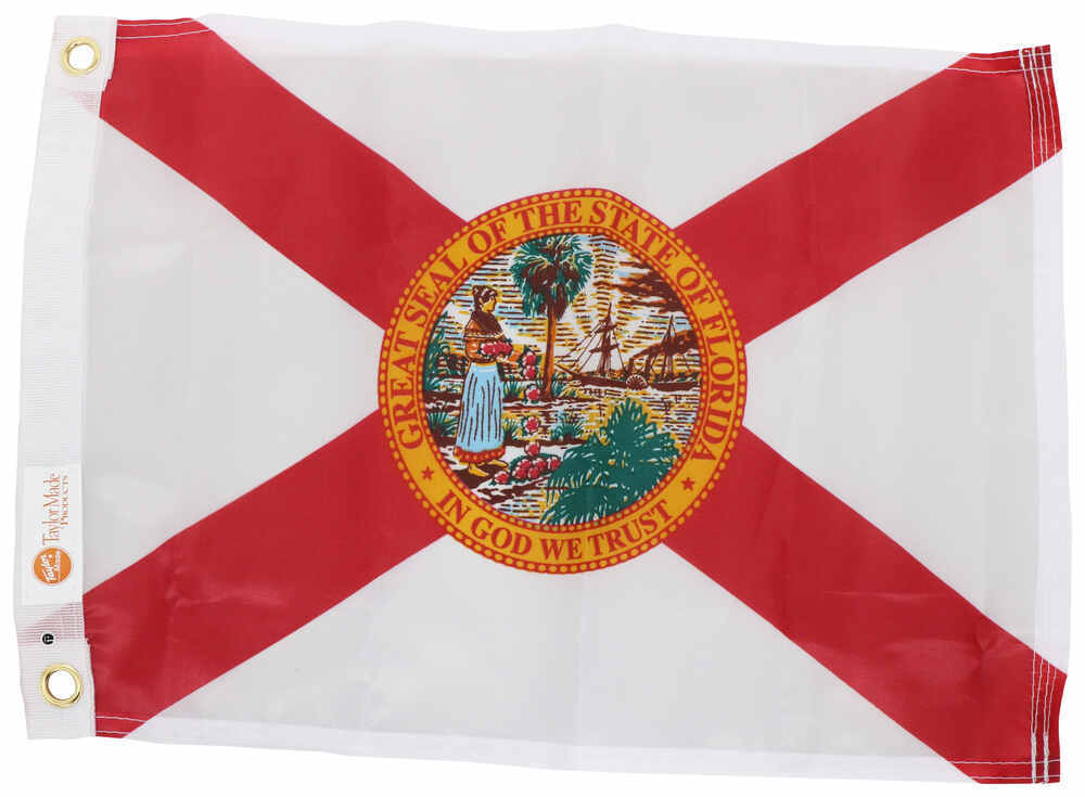 36993096 - Red,White Taylor Made Novelty Flags