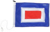 Boat Flags 36993245 - Blue,White - Taylor Made