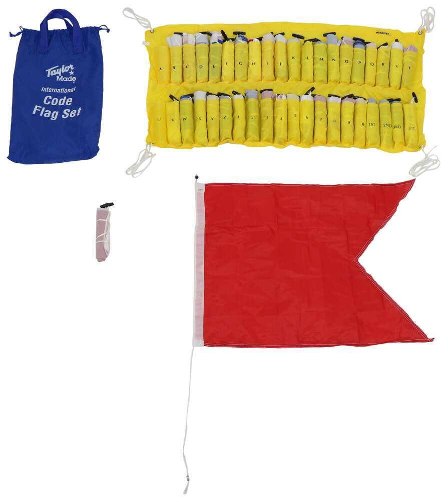 36993301 - 24 Inch Long Taylor Made Communication Flags