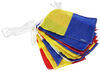"""Taylor Made Decorative Code of Signals Flag String - 30' Long - 12"""" x 18"""" Flags International Code Set 36993302"""