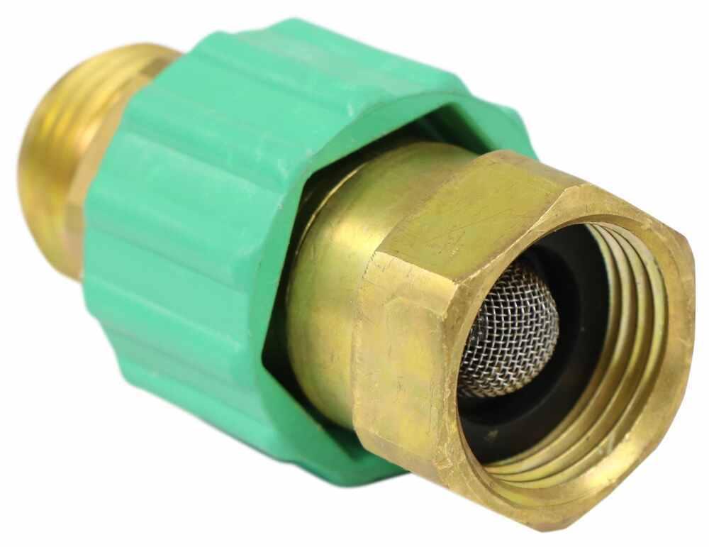 RV Water Pressure Regulator 37204-62425 - 55 psi - JR Products