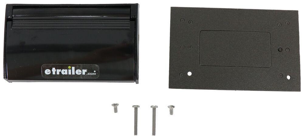 GFCI Outlet Cover - Black Black 37205-12215