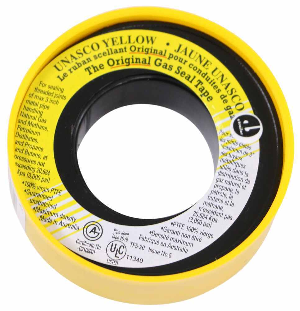 Thread Sealant Tape for Gas Lines 37207-30025