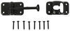 Trailer Door Holders 37210324 - 1 x 2-1/4 Inch Hole Spacing - JR Products