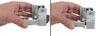 RV Door Parts 37210795 - Latches - JR Products