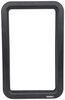 Deluxe Window Frame for RV Entry Doors - Black Black 37211021