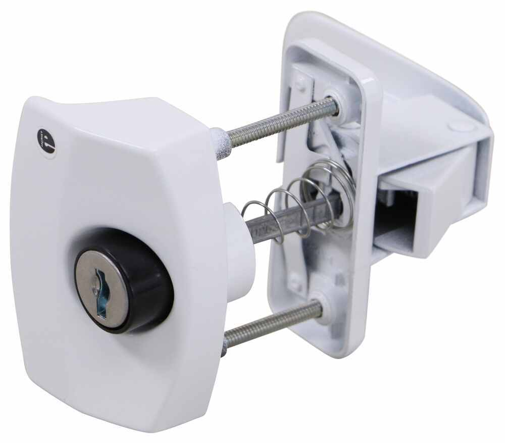 37211685 - 2 Keys JR Products Locking Latch