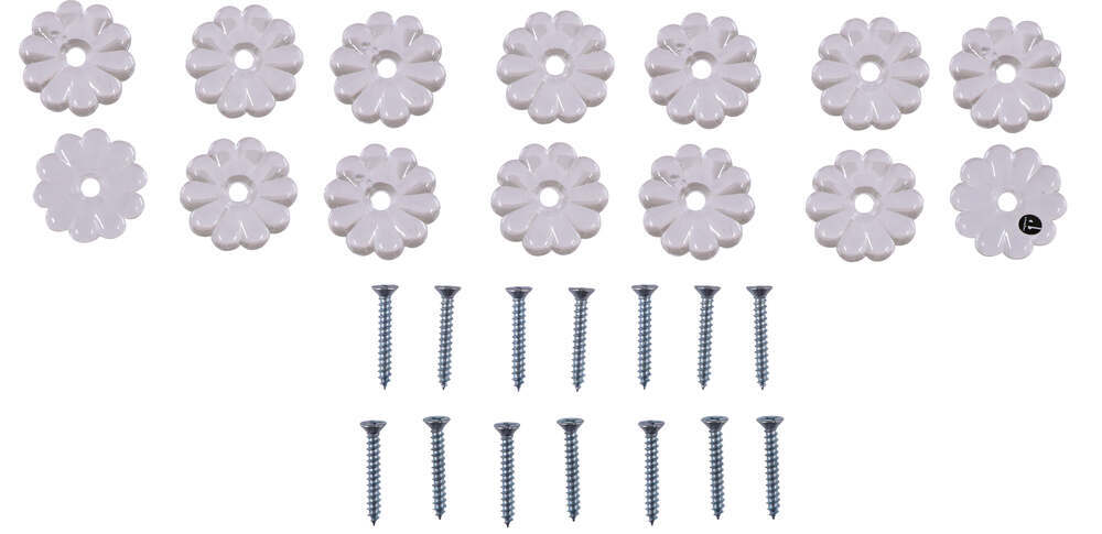 JR Products Rosettes Accessories and Parts - 37220465