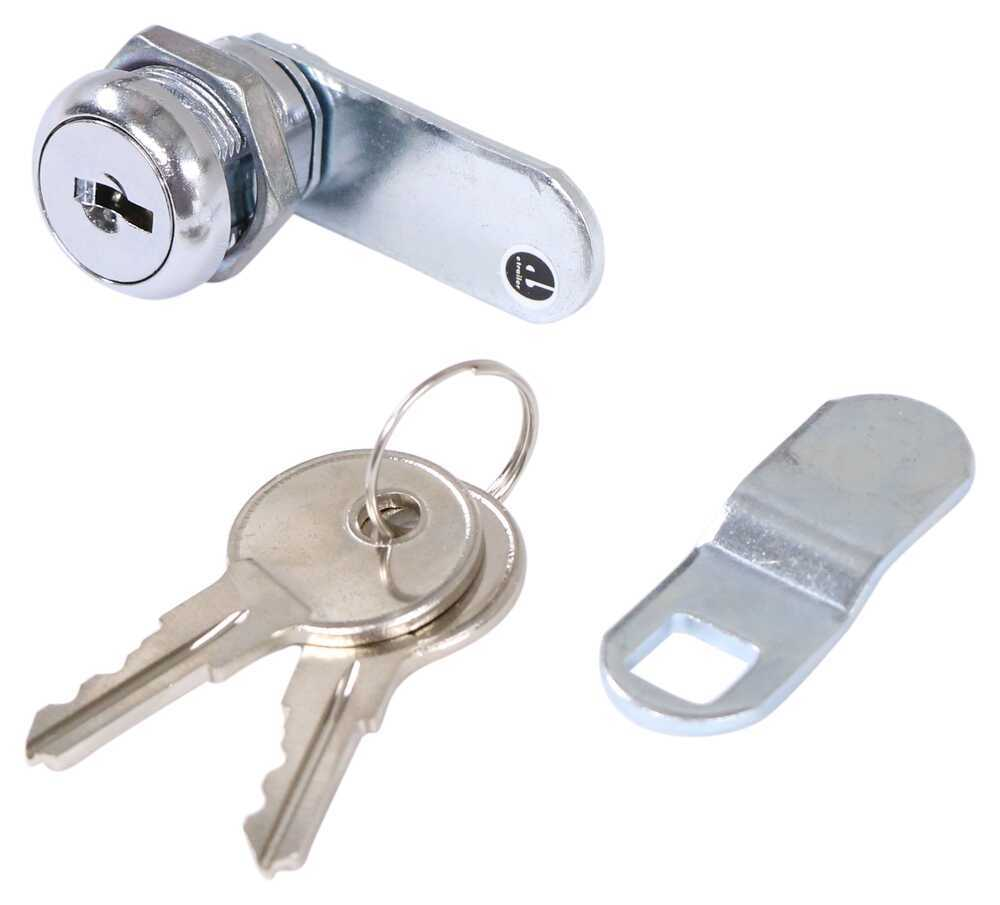 372305 - 2 Keys JR Products Cylinder Lock