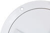 "Replacement Access Hatch for RVs - 5"" - White 5 Inch Diameter 37231025"
