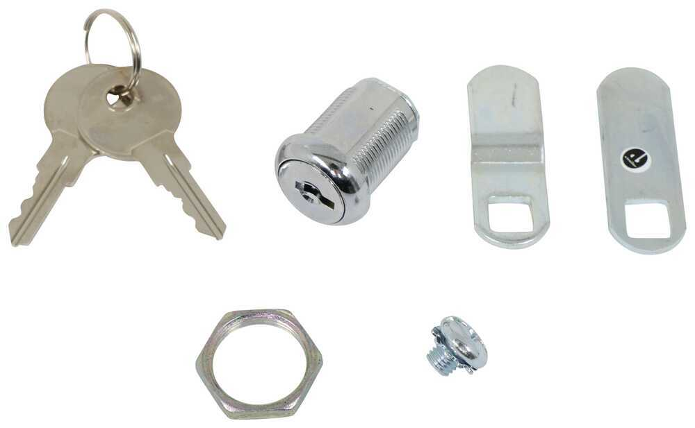 "Compartment Door Key Lock - 7/8"" - Standard Compartment Door 372315"