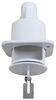 JR Products Polar White RV Water Inlets - 37237525