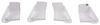 JR Products White RV Trim - 372389PW-A