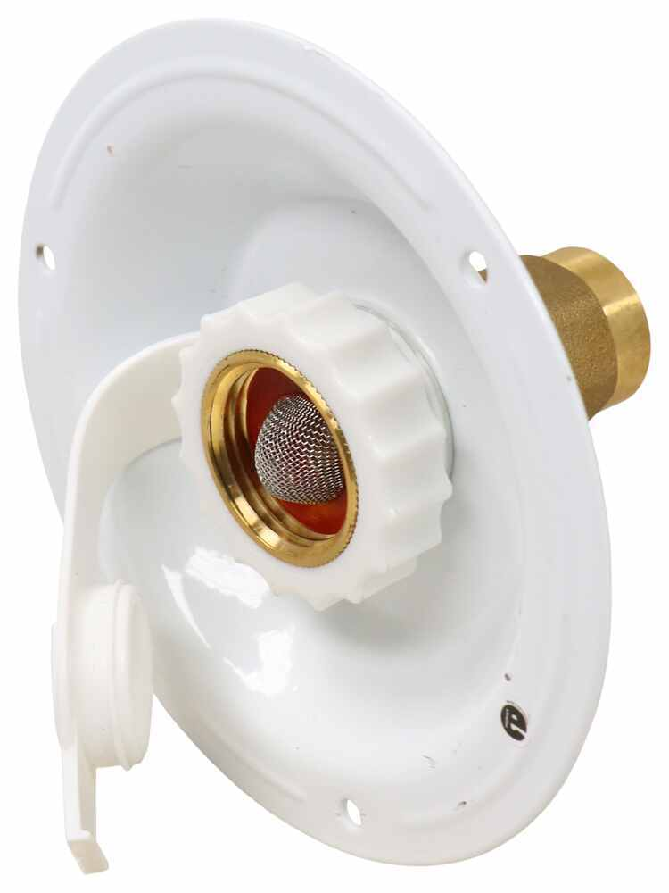 37262115 - Recessed Mount JR Products RV Water Inlets