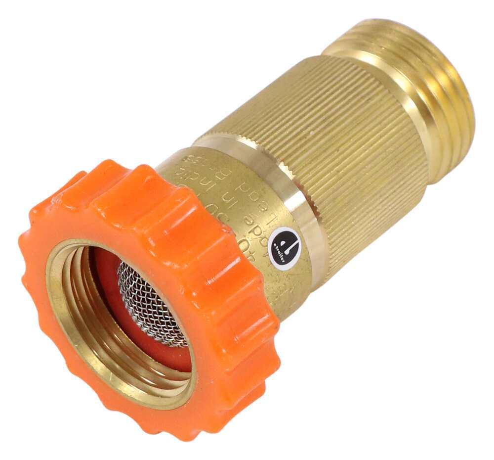 RV Water Pressure Regulator 37262205 - 40 - 50 psi - JR Products