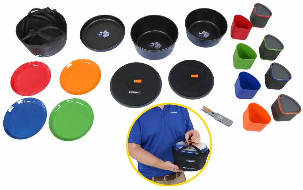 37344221 - Cook Sets GSI Outdoors Camping Kitchen