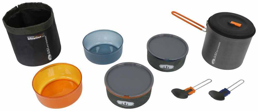 GSI Outdoors Cook Sets Camping Kitchen - 37350248