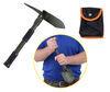 AceCamp Folding Shovel with Pick Folding,Multi-Purpose 3772588