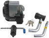 """Master Lock Trailer Hitch Receiver Lock and Coupler Lock Set - 1-1/4"""" and 2"""" Hitches Keyed Alike 3794DAT"""