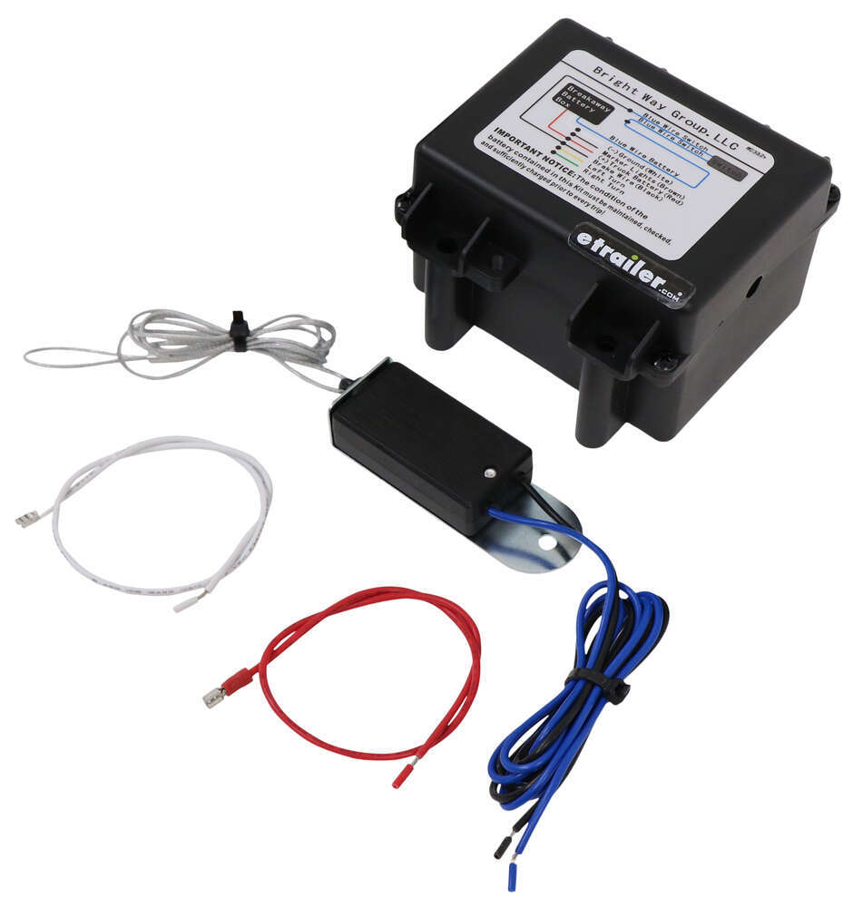 Trailer Breakaway Kit 3802337 - Battery not Included - Bright Way