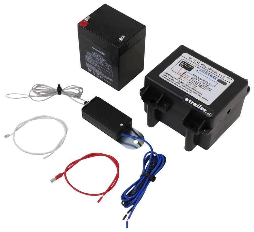 Trailer Breakaway Kit 3802354 - Battery Included - Bright Way
