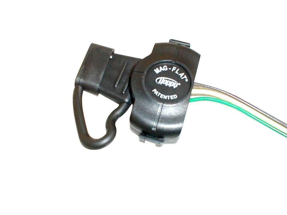 Mag-Flat (TM) 4-Pole Mounting Magnet 4 Flat 38095
