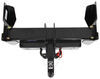 38124 - 25000 lbs GTW Reese Heavy Duty Receiver Hitch