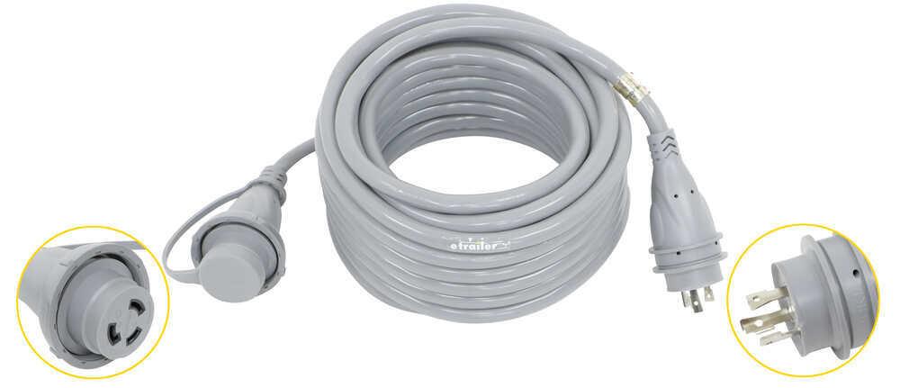 Marine Power 381697 - 30 Amp Male Plug - Furrion