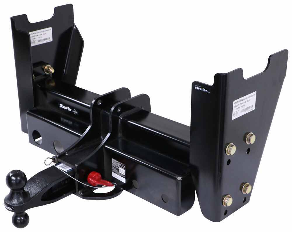 38211 - 3000 lbs TW Draw-Tite Heavy Duty Receiver Hitch
