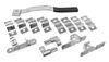 383200 - 14 Inch Long Handle Polar Hardware Trailer Door Latch